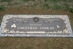 Christman-Conrad, Mary