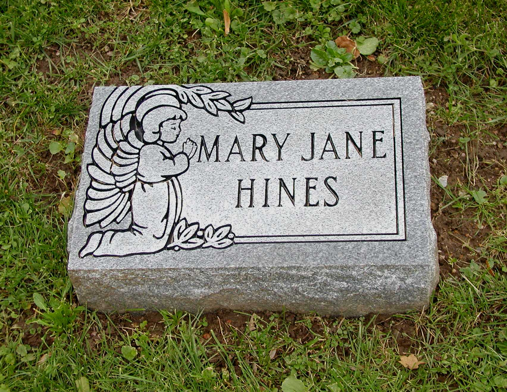 Hines-Mary-Jane