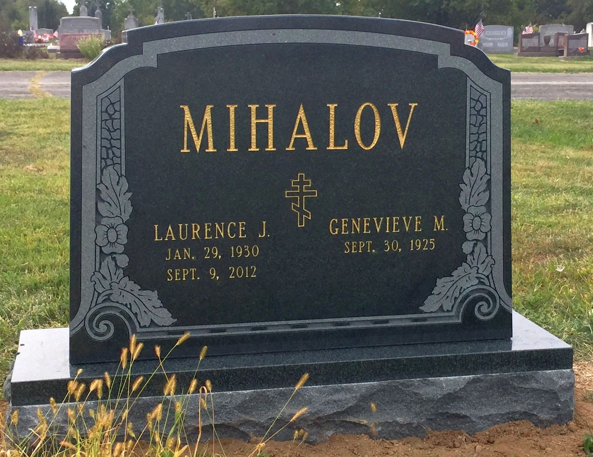 Mihalov, Laurence A