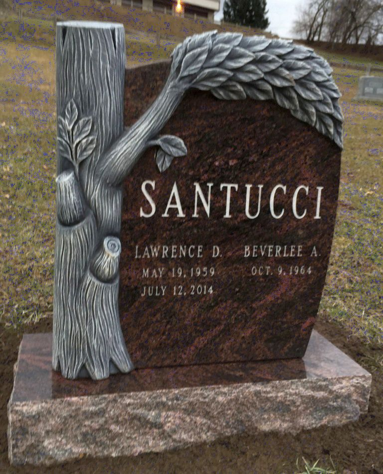 Santucci, Lawrence A