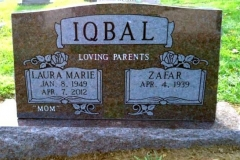 Iqbal, Laura