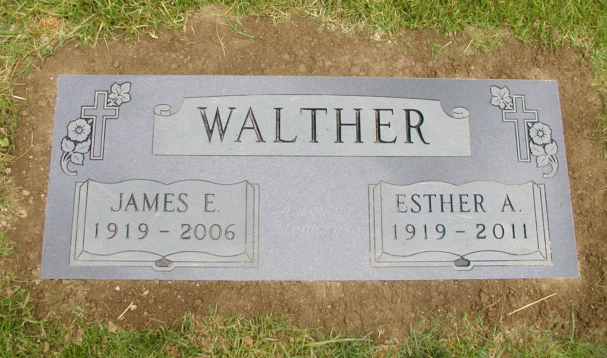 Walther-James