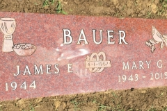 Bauer, Mary