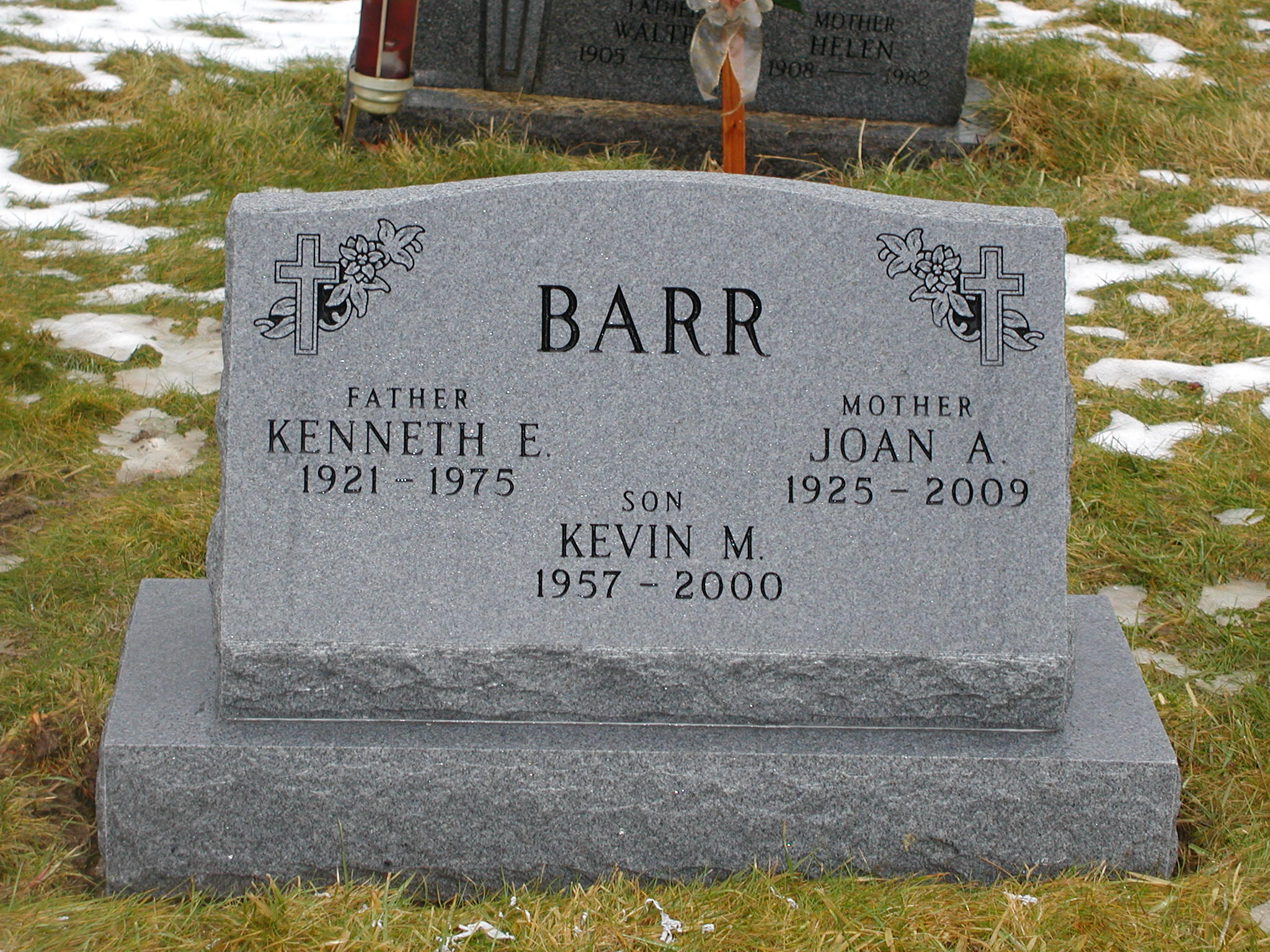 Barr-Kenneth
