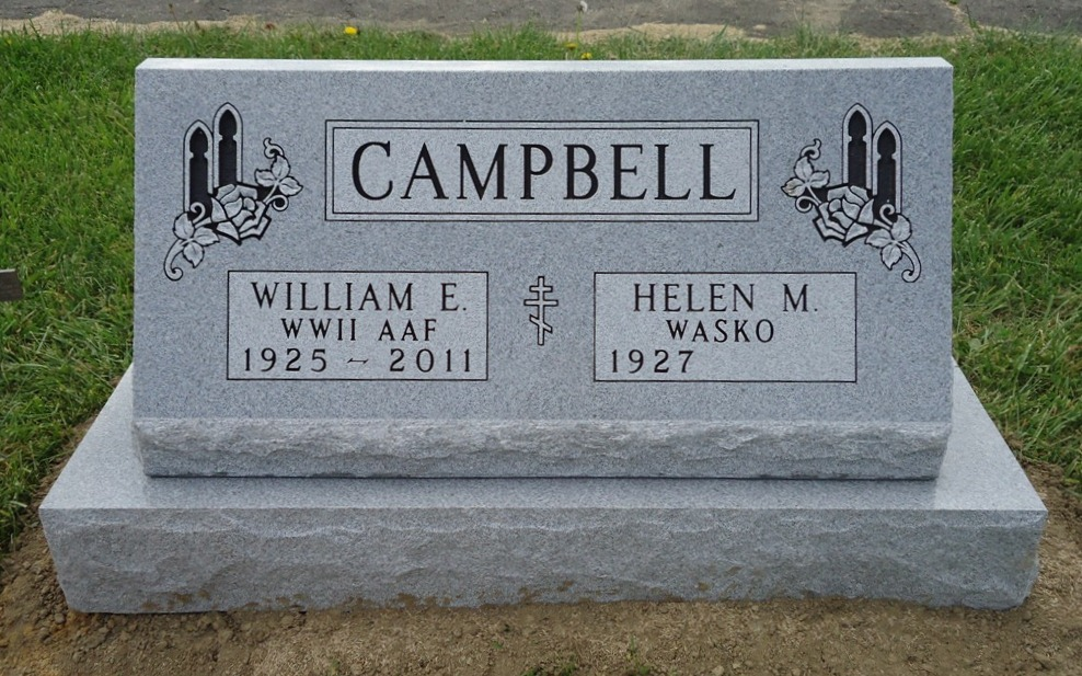 Campbell, William