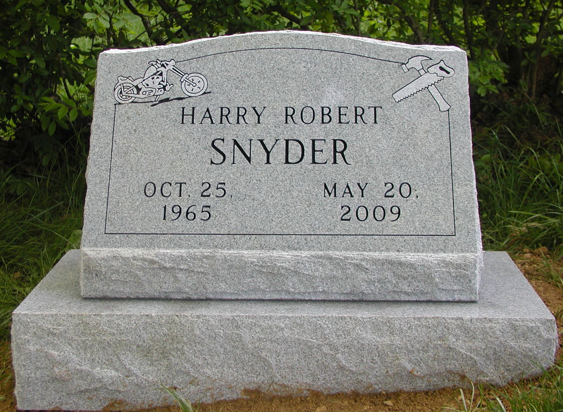 Snyder-Harry